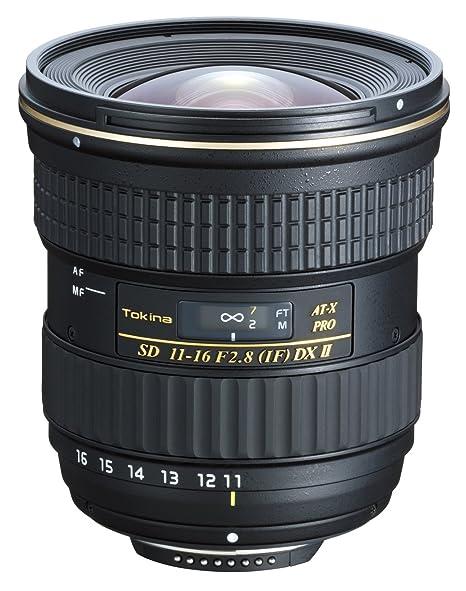 Tokina AT-X 116 PRO DX II Objectif Noir