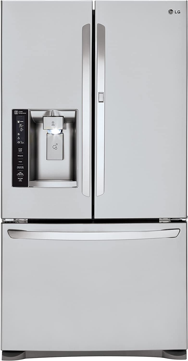 LG LFXS27566S 27.0 cu. ft. French Door Refrigerator