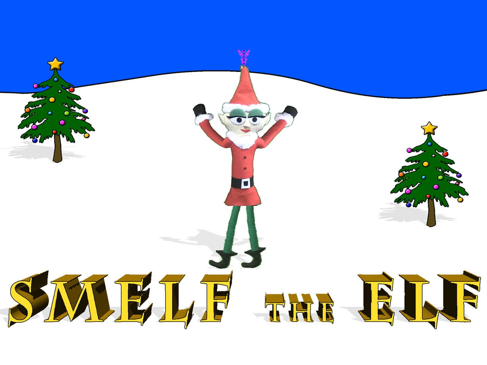 Smelf The Elf