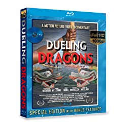 Dueling Dragons [Blu-ray]