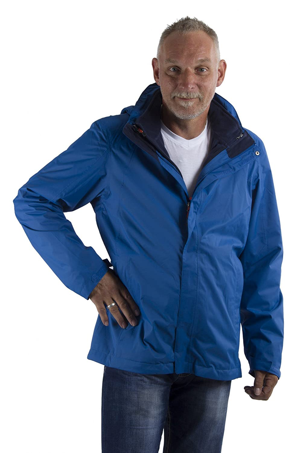 The North Face San Bernadino Triclimate Jacket Men snorkel blue 2014