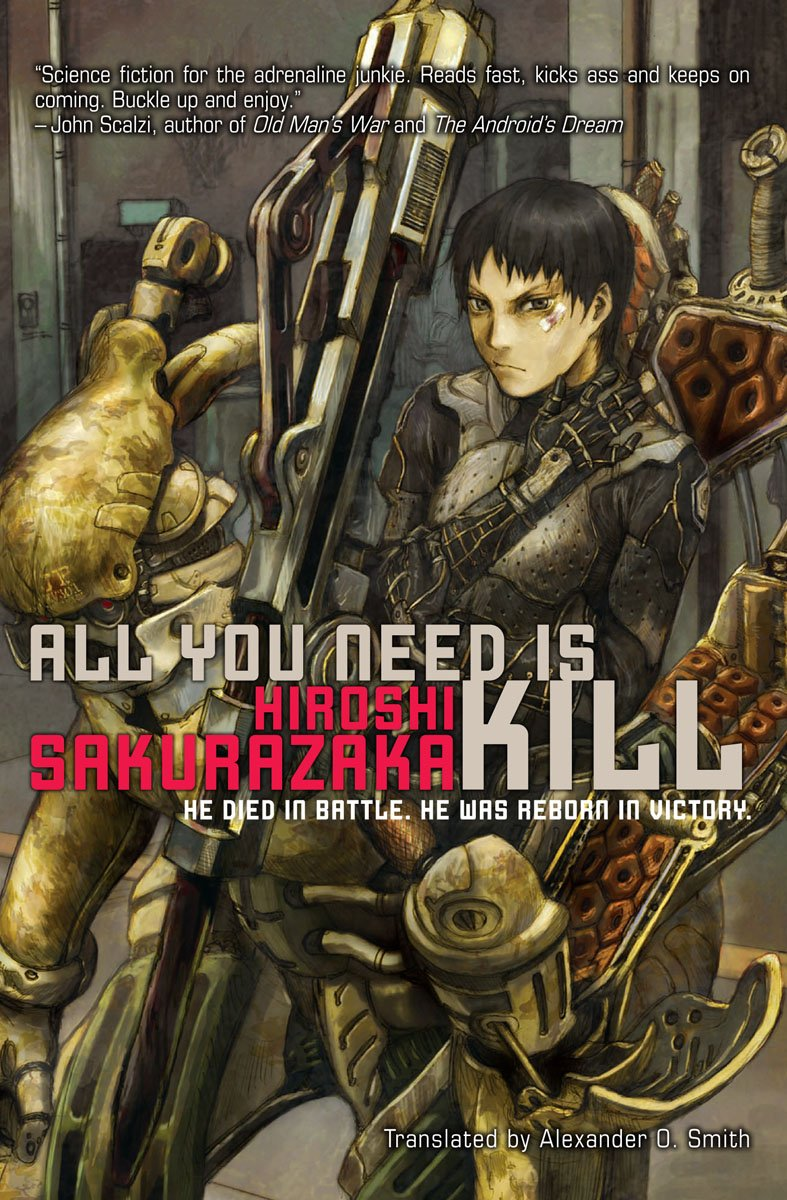 All You Need Is Kill e...