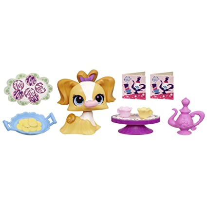 Littlest Pet Shop Sweetest Treats and Tea Shop Set