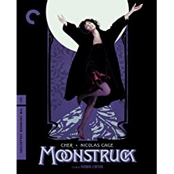 Moonstruck (The Criterion Collection) [Blu-ray]
