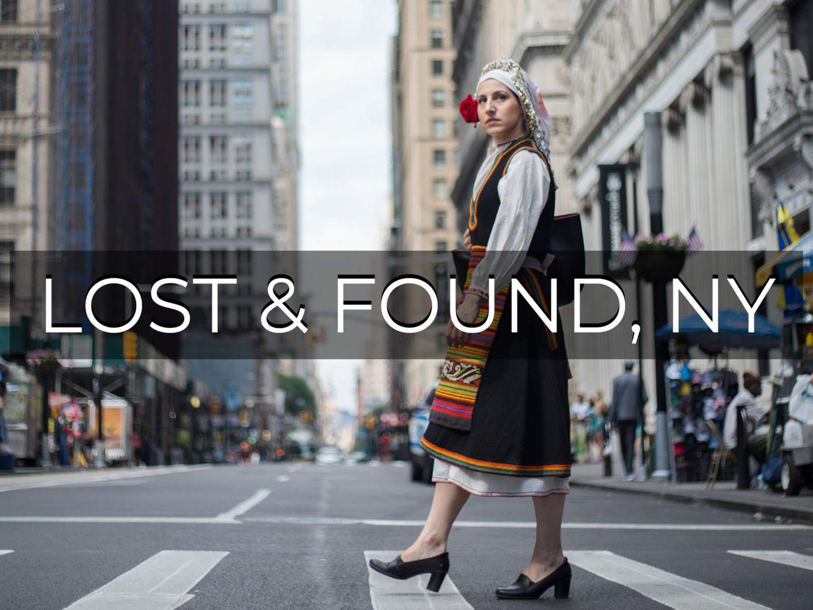 Lost & Found, NY on Amazon Prime Video UK