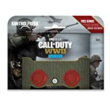 KontrolFreek FPS Freek Call of Duty: WWII for PlayStation 4 *Exclusive Calling Card Included