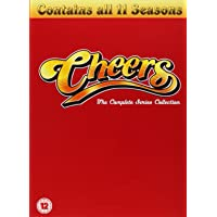 Cheers The Complete Seasons on DVD