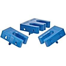 Bel-Art Scienceware 189540002 Polypropylene Pi-Rack Pipettor Holder with 4 Extenders (Bag of 4)