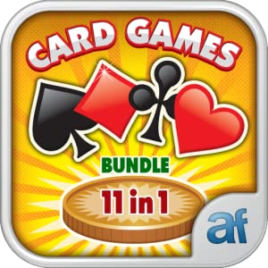 Card Games Bundle 11 in 1 by Agile Fusion Corp