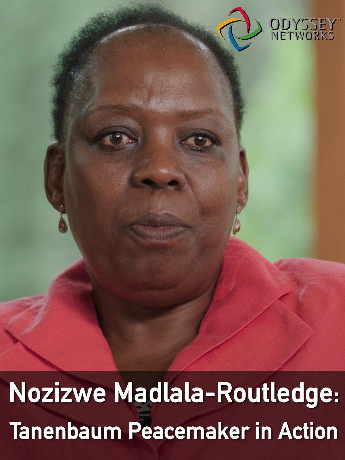 Clip: Nozizwe Madlala-Routledge: Tanenbaum Peacemaker in Action