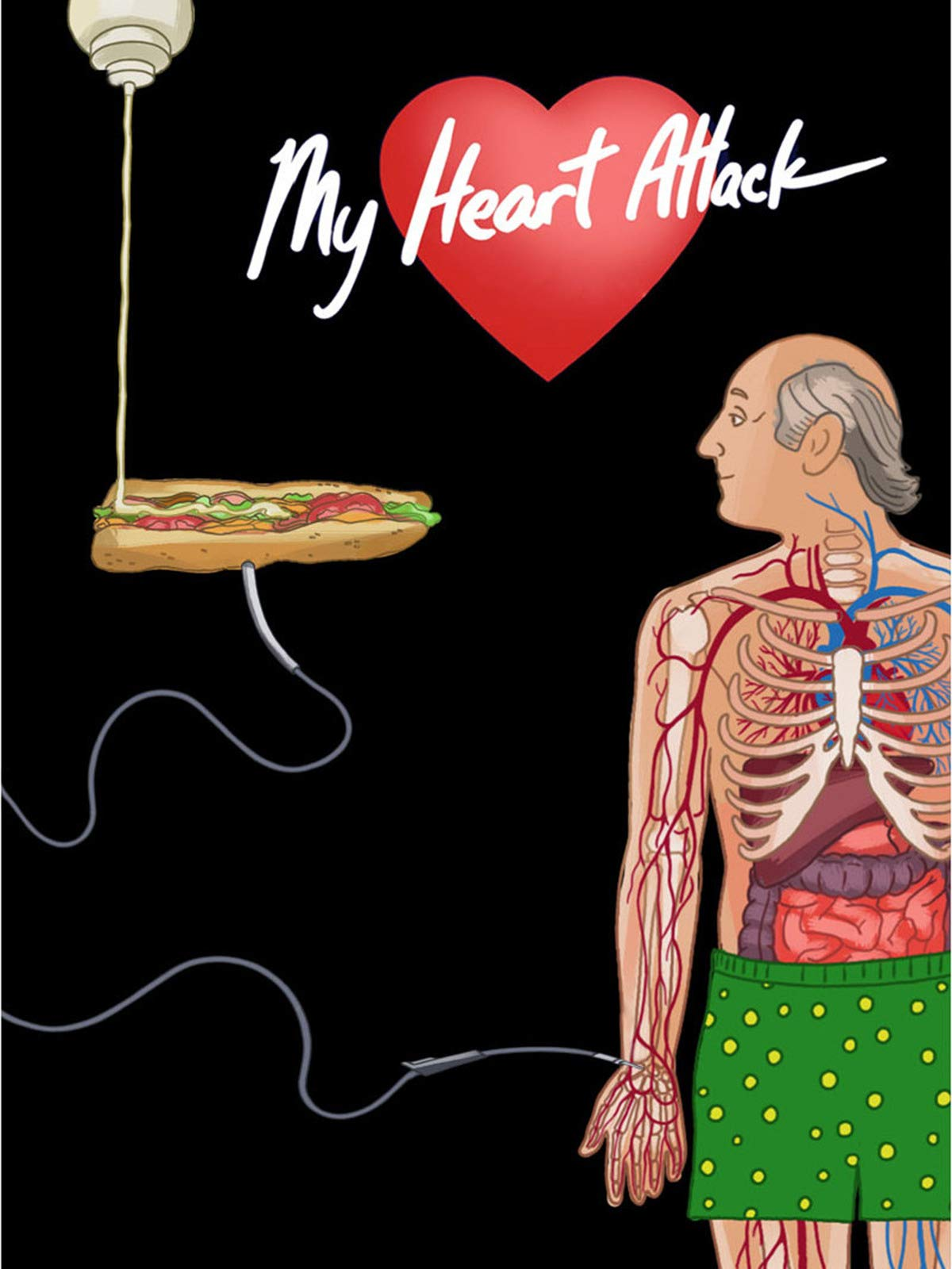 My Heart Attack on Amazon Prime Instant Video UK