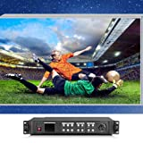 LED Video Wall Processor Controller Converter Max Load of 1920 x 1200 Output LED Wall Display Monitor Kystar KS600