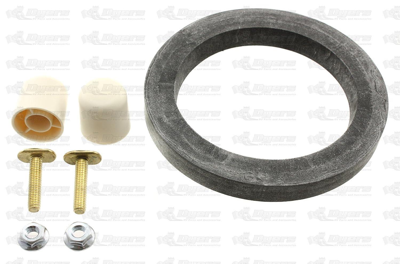 Dometic Sealand Toilet Model 310 Bone Mounting Hardware Kit dometic rm 8400