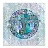 Cool Celtic Dragonfly Shower Curtain by CafePress