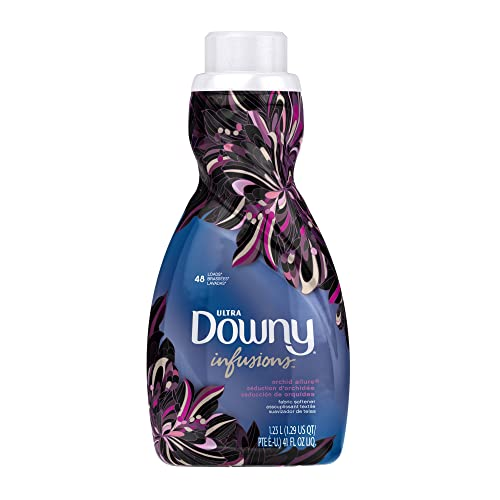 Downy Ultra Infusions Liquid Fabric Softener, Orchid Allure