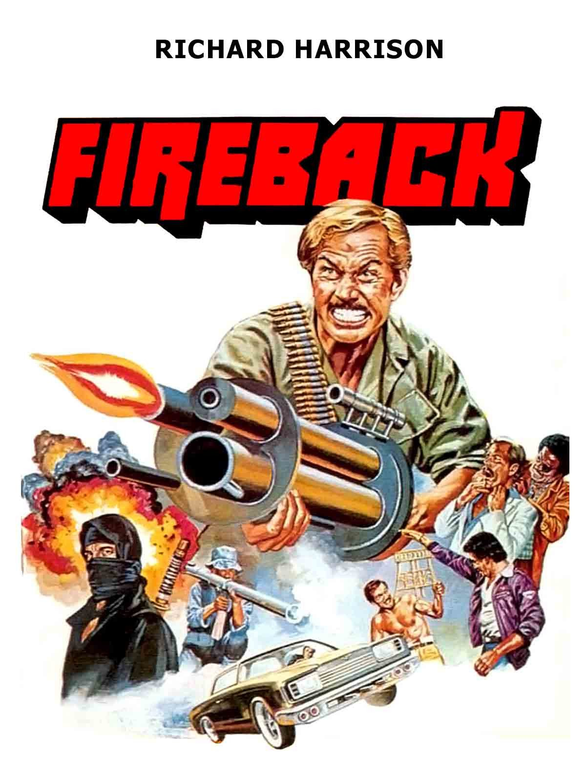 Fireback on Amazon Prime Instant Video UK