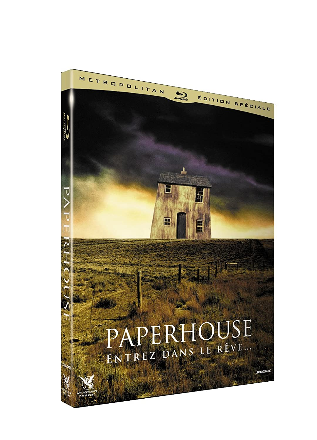 Paperhouse Blu ray [France]