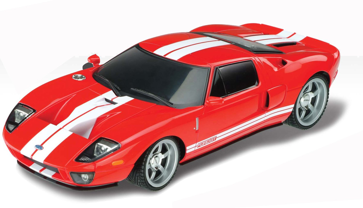 FORD GT RED REMOTE CONTROL CAR RC CARS 1/18
