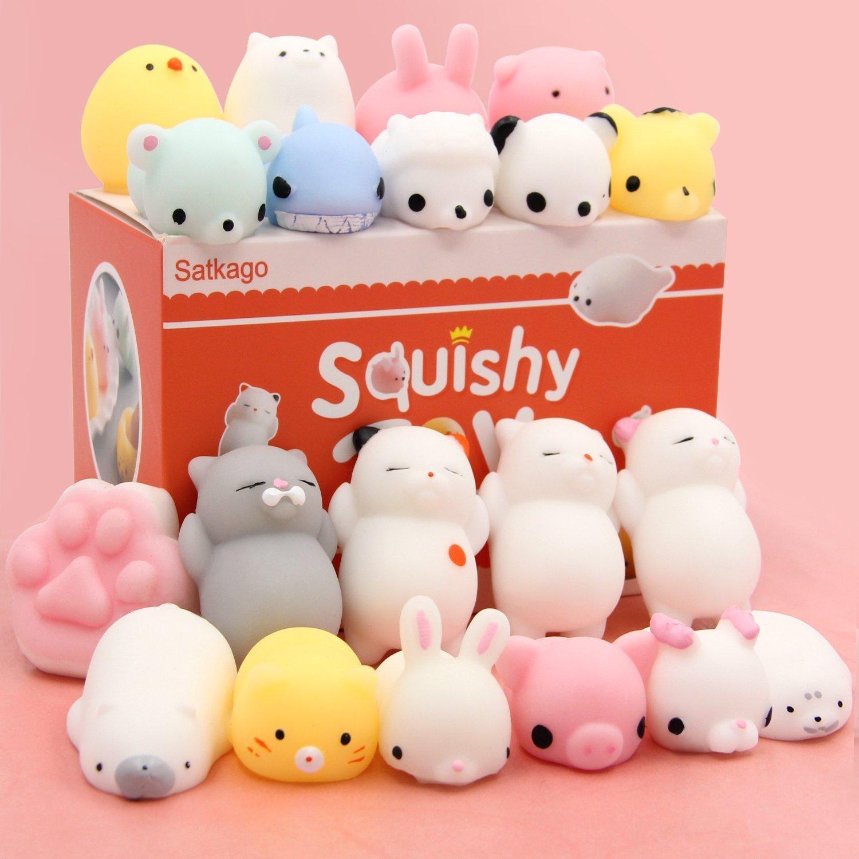 Squishy Mochi Toys