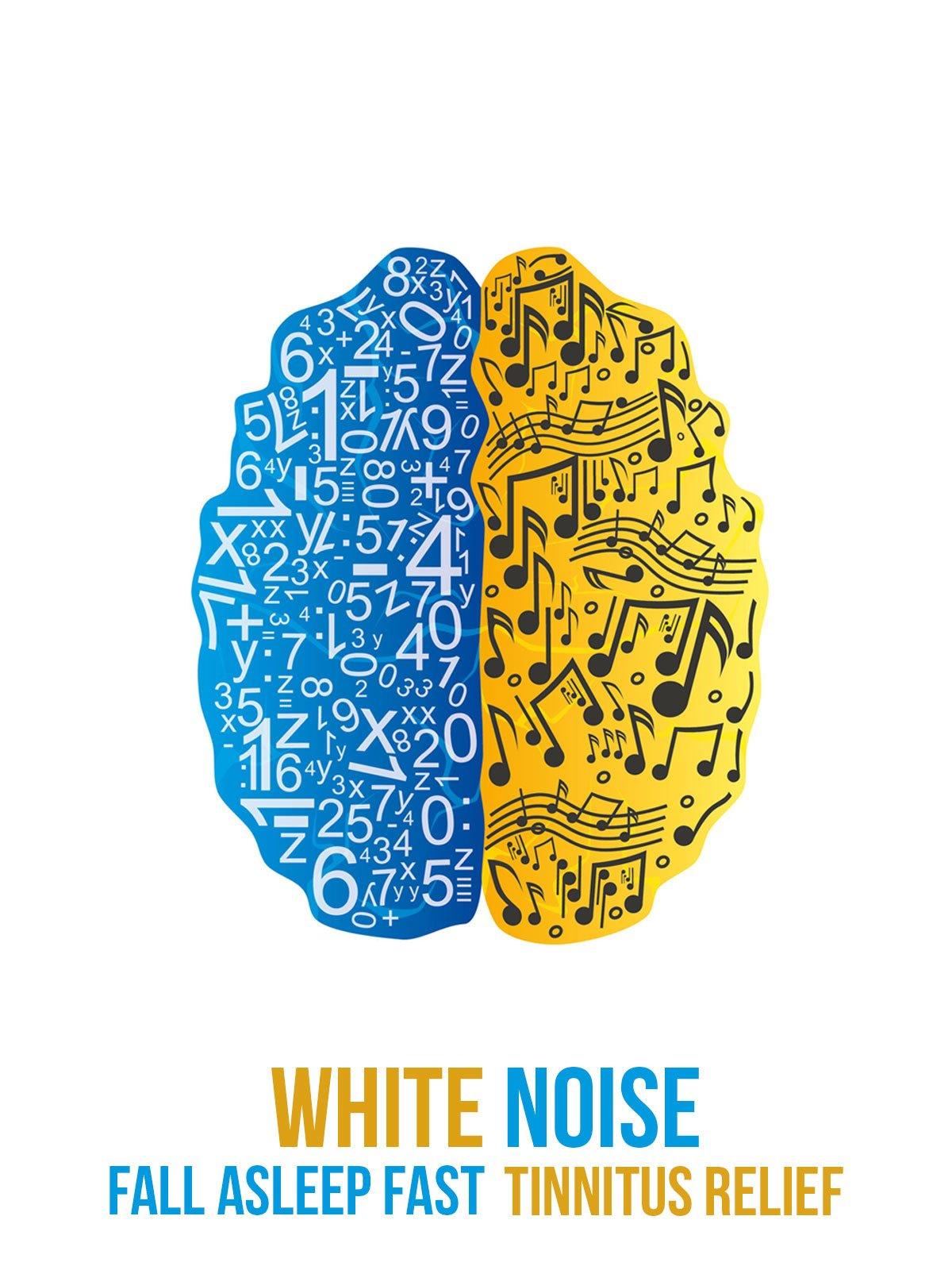 White Noise Fall Asleep Fast Tinnitus Relief