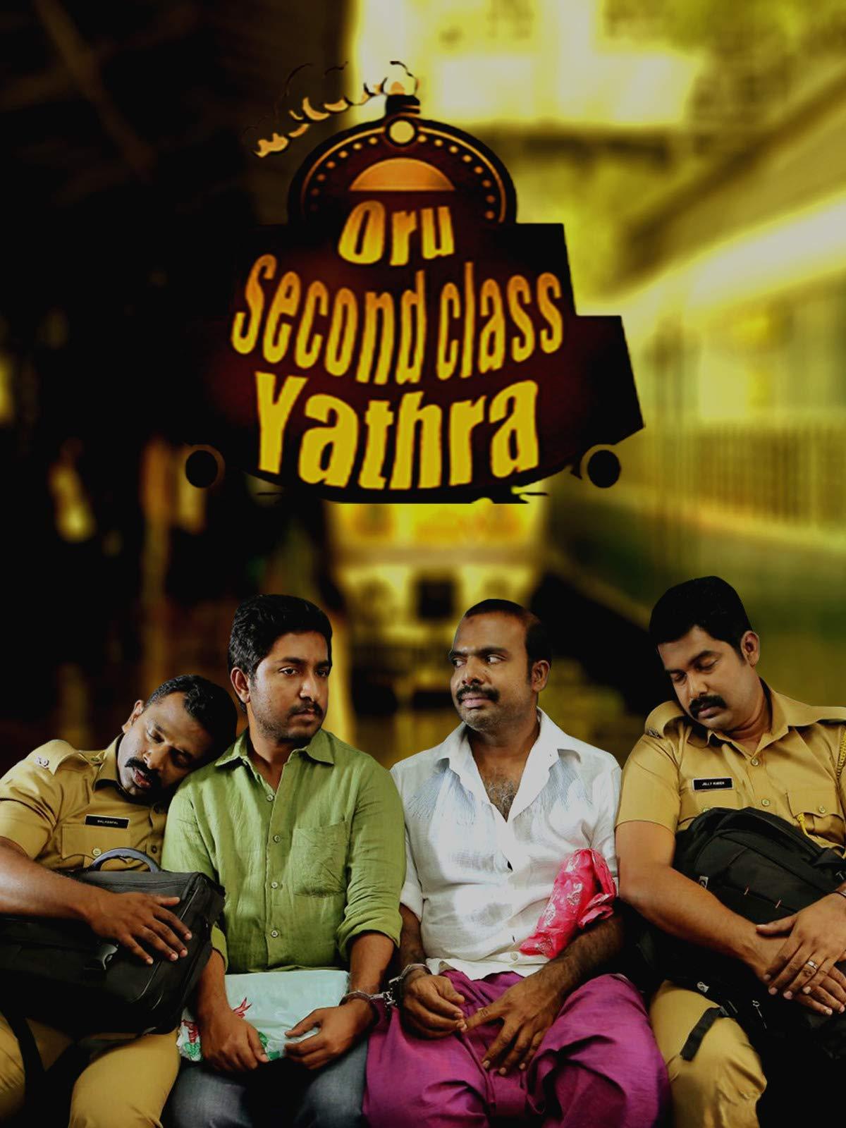Oru Second Class Yathra