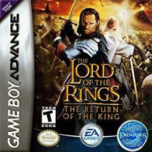 Lord Of The Rings: Return Of The King