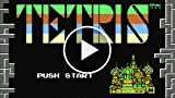CGRundertow TETRIS for NES Video Game Review