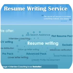 Local resume services