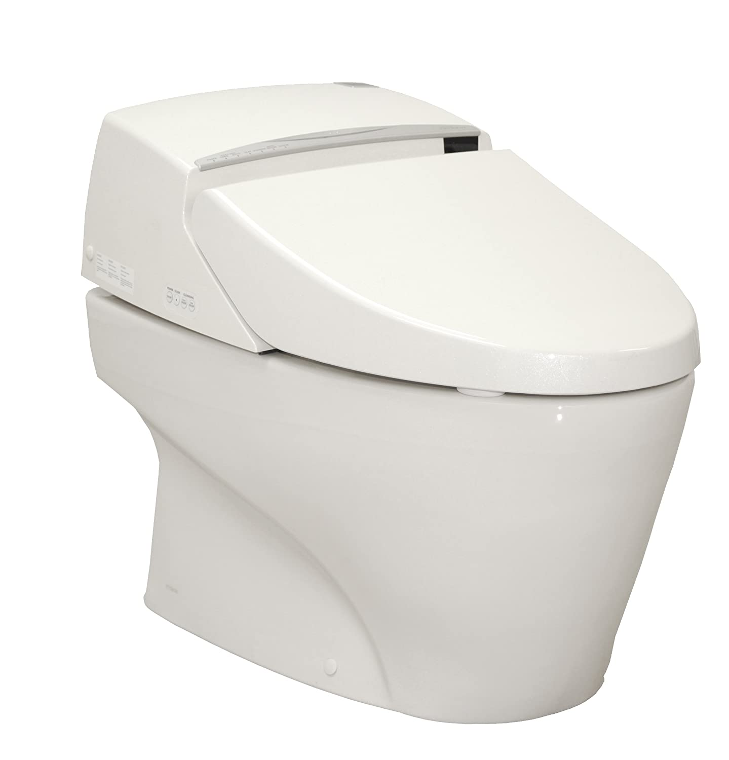 Tankless Toilet Seats One Piece Clean And Elegant Ever