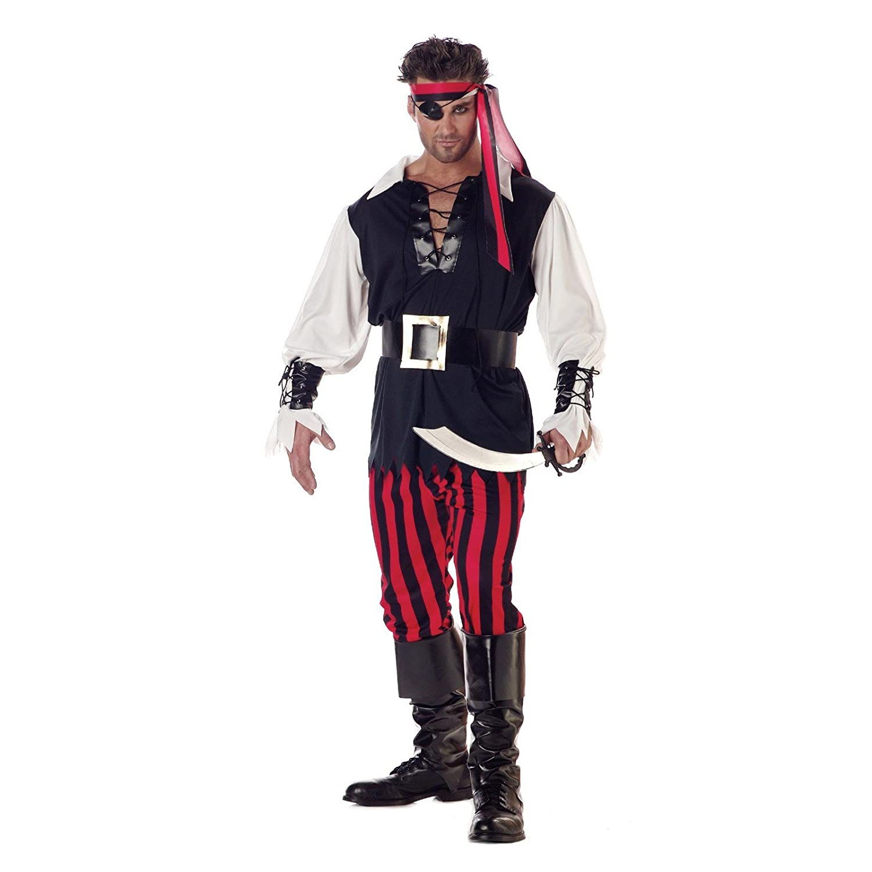 Men39;s AdultCutthroat Pirate
