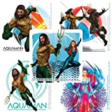 SmileMakers Aquaman Stickers - Prizes 100 per Pack