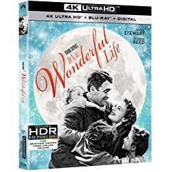It's A Wonderful Life [4K Ultra HD + Blu-ray]