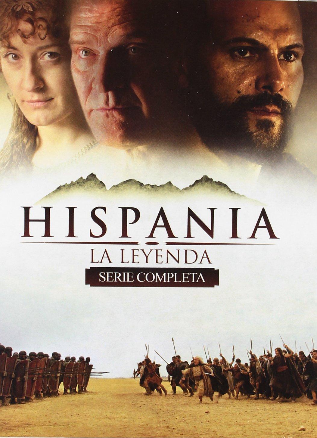 Hispania, la leyenda 713z6pana8L._SL1455_