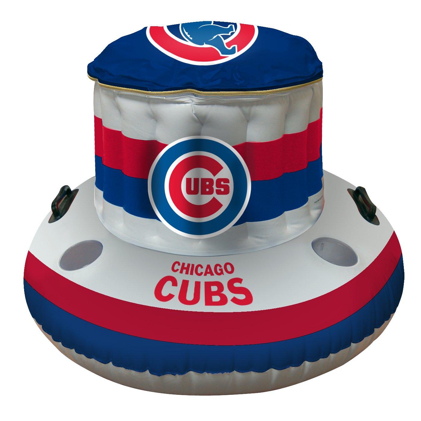 MLB Inflatable Cooler MLB Team: Chicago Cubs цена и фото