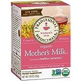 Mother's Milk Tea - Organic Tea for Breastfeeding, Traditional Medicines Lactation Tea (Tamaño: Pack - 1)