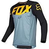 2019 Fox Racing Legion Offroad Jersey-Light Slate-XL (Color: X-LARGE, Tamaño: X-LARGE)