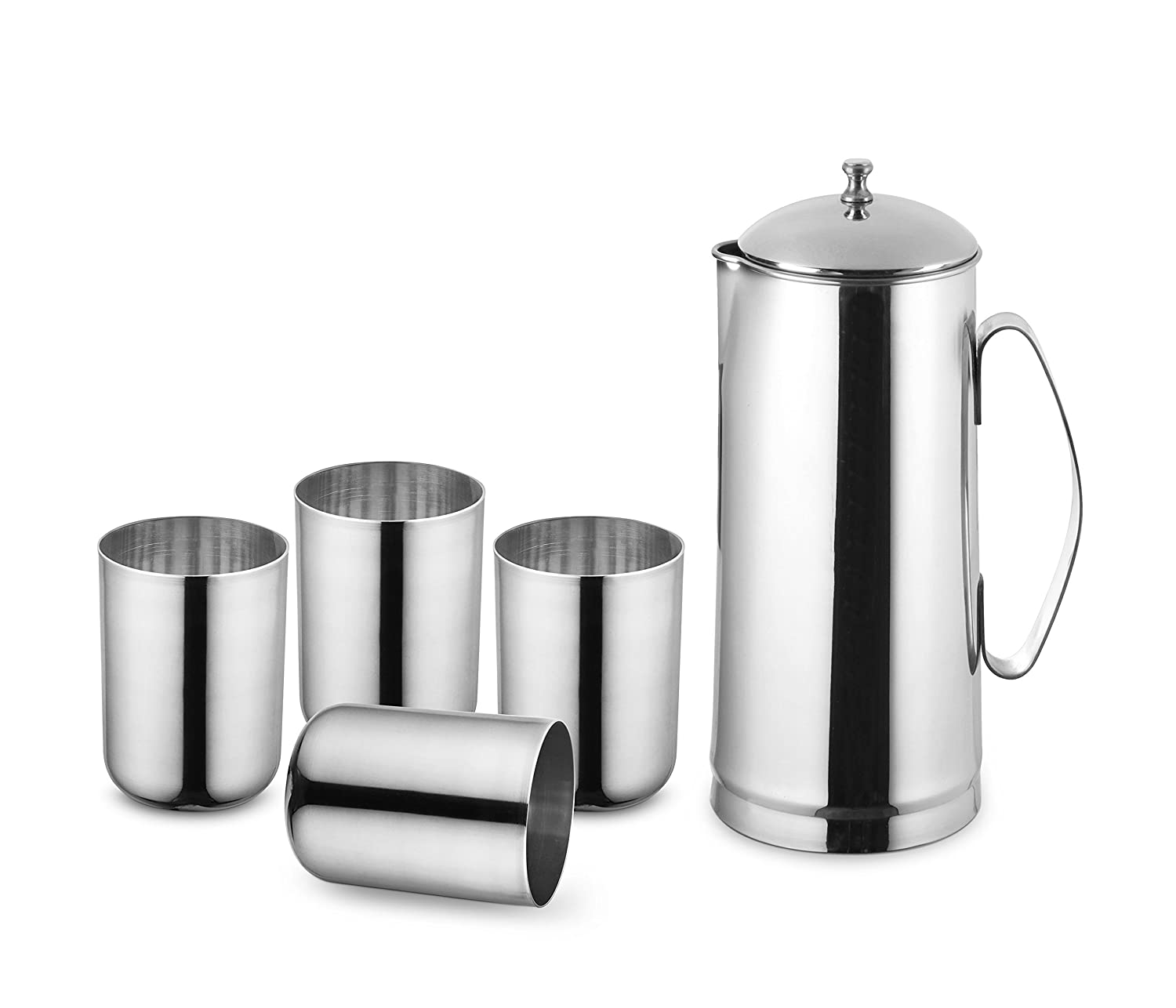 Classic Essentials 2000ml, 250ml Jug & Glass Sets