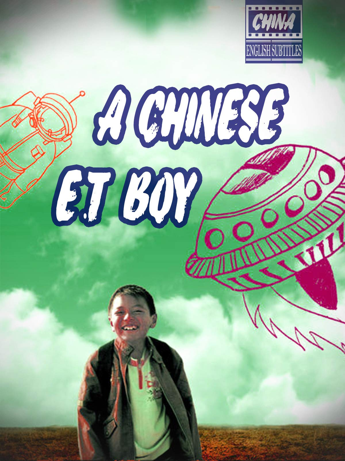 A Chinese E.T Boy (english subtitles) China
