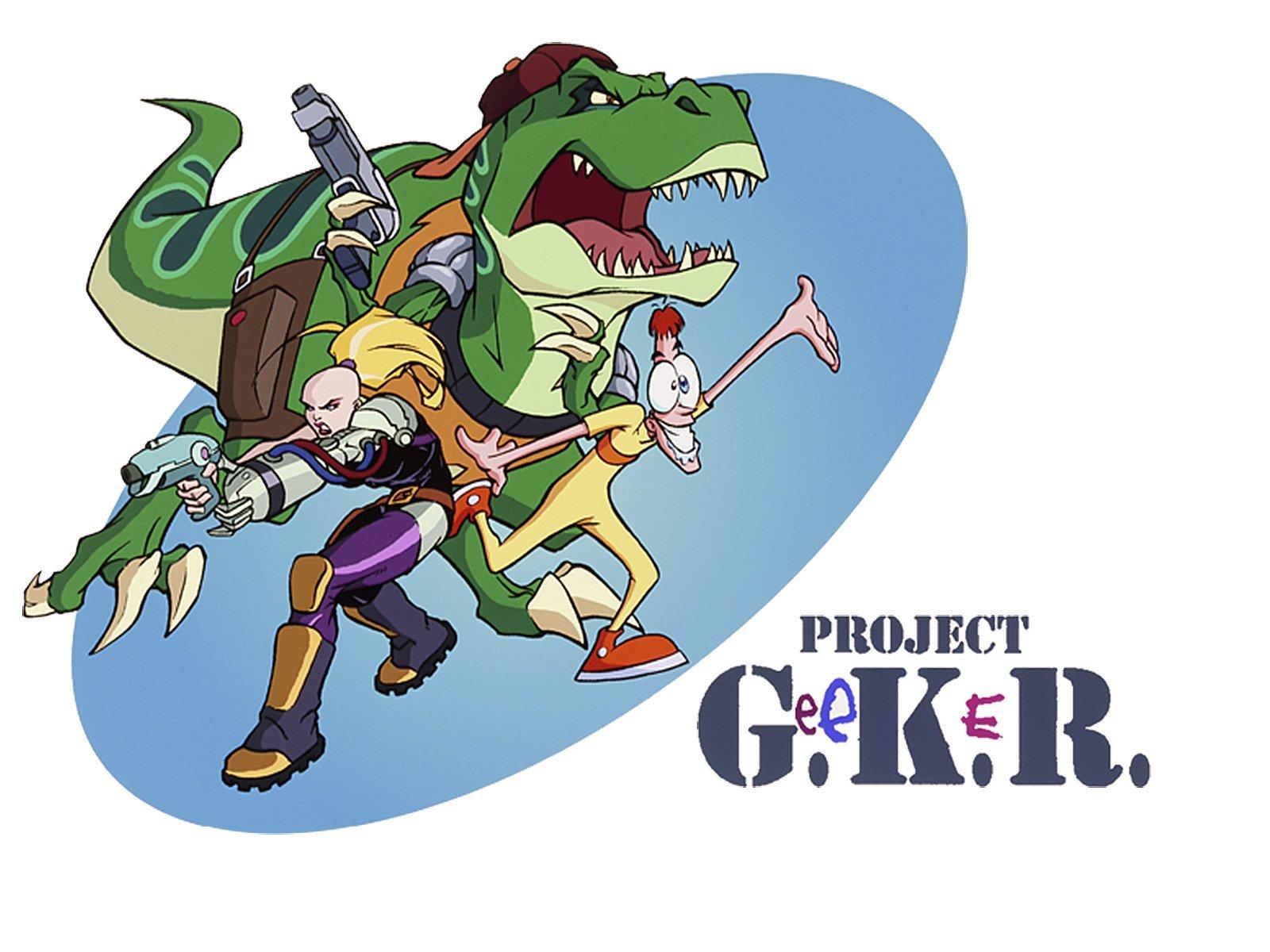 Project Geeker