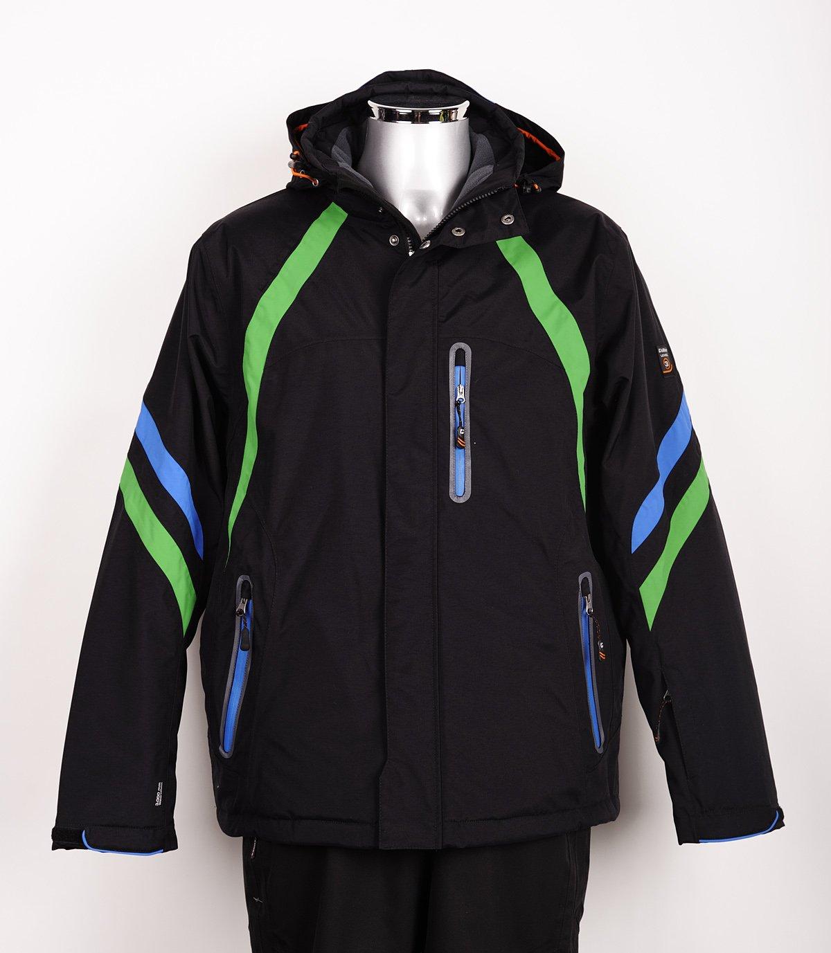 competitive price c5191 a0284 Killtec Alvar Herren Skijacke Snowboardjacke, schwarz, Größe ...