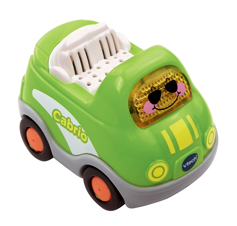 VTech 80-152004 – Tut Tut Baby Flitzer – Cabrio als Geschenk