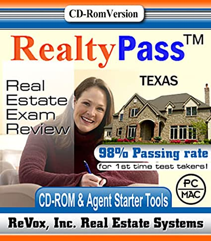 Pass Exam Pass Real Estate Exam Prep