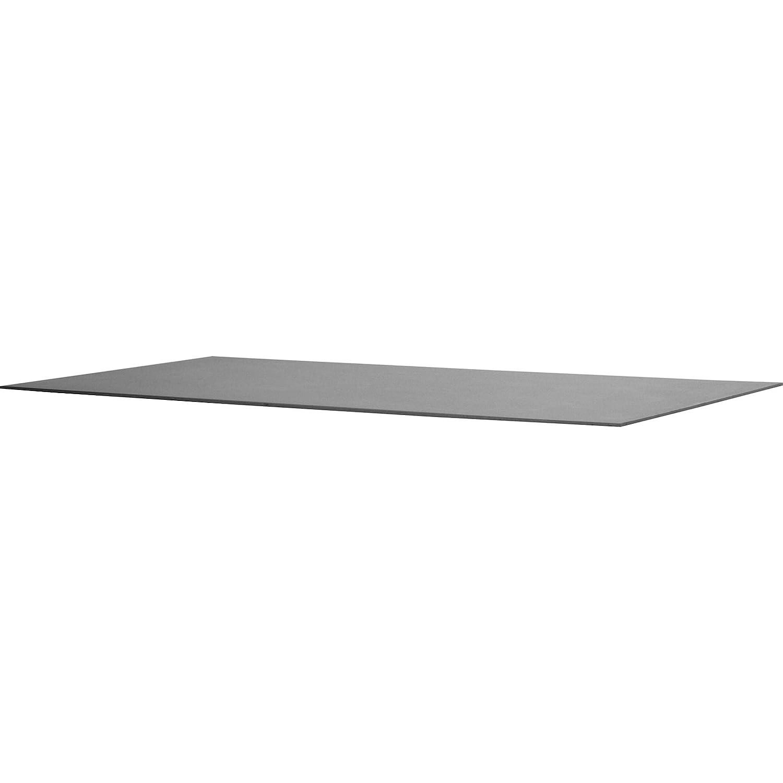 4Seasons Outdoor Rivoli Tisch Concept Mid Grey mit Alugestell weiß 220 x 95 cm bestellen