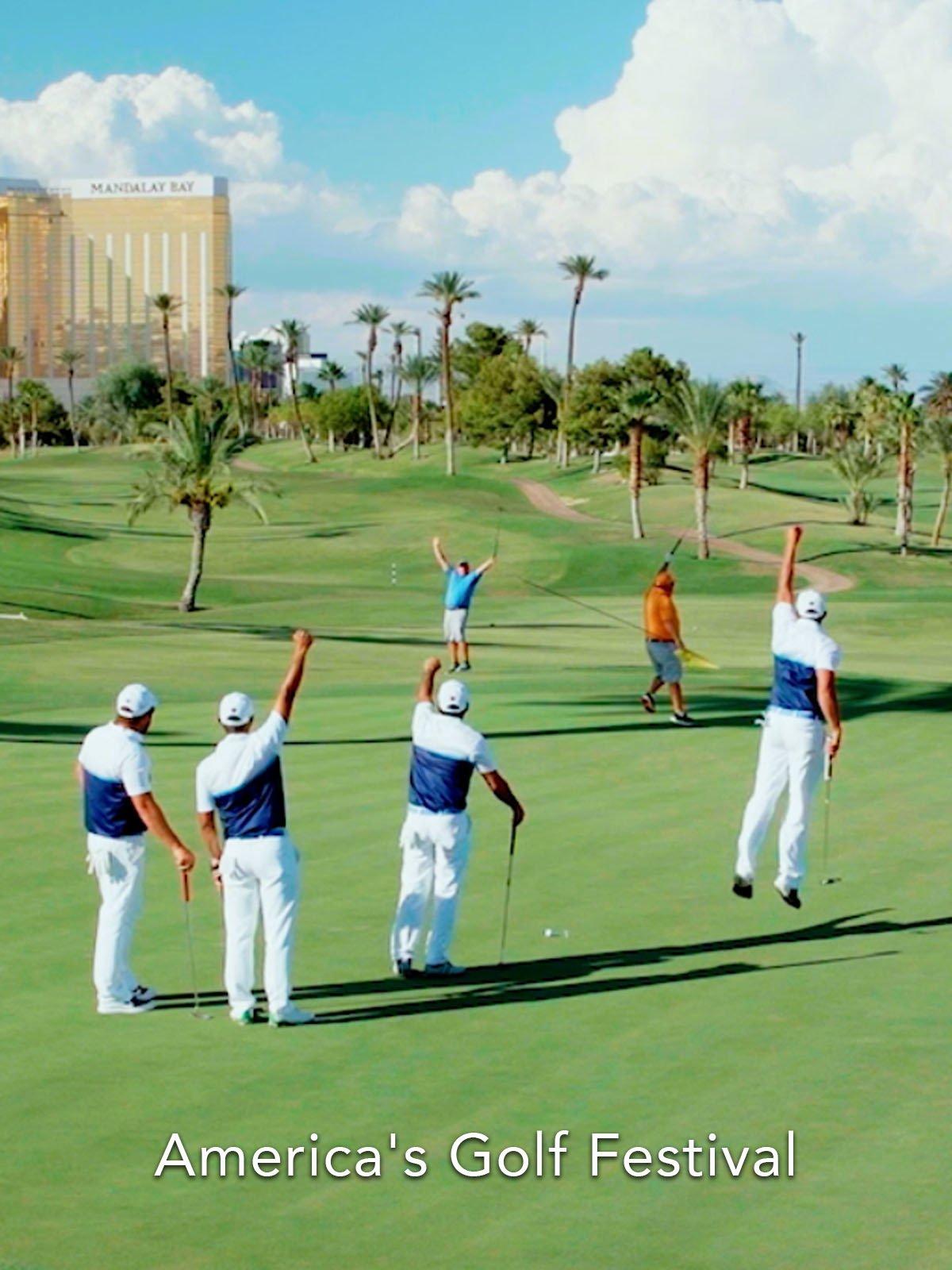 Clip: America's Golf Festival