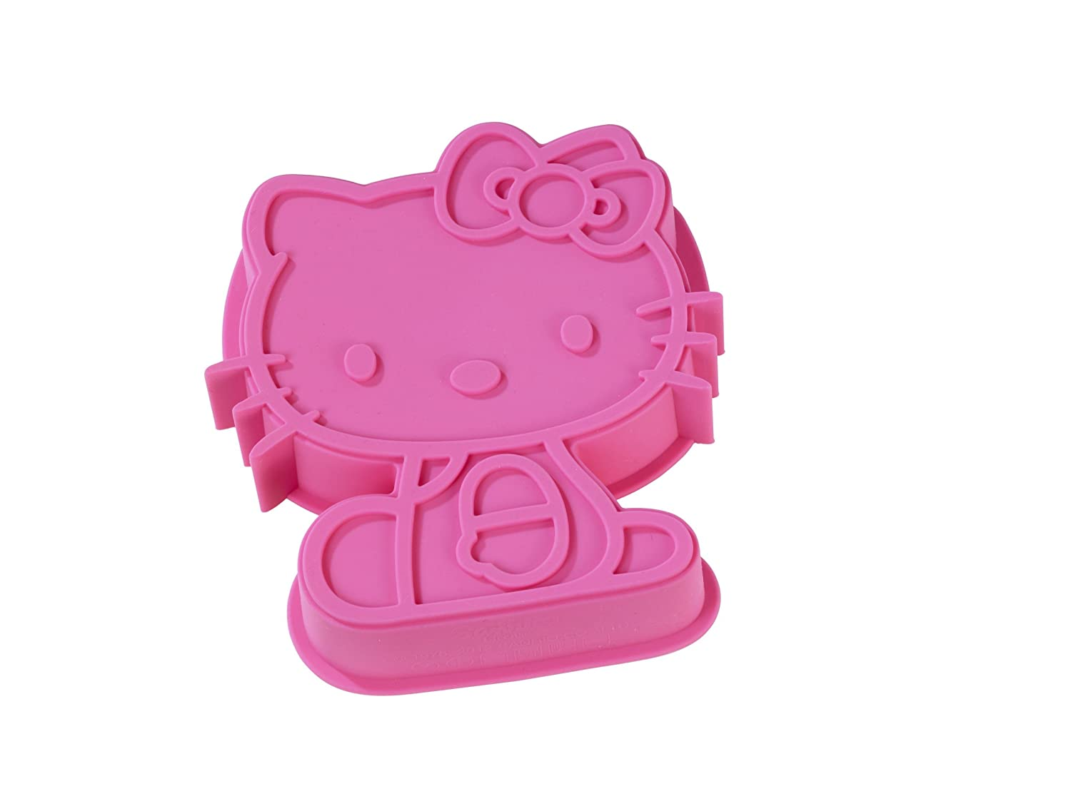 Hello Kitty 20548 Silikonbackform