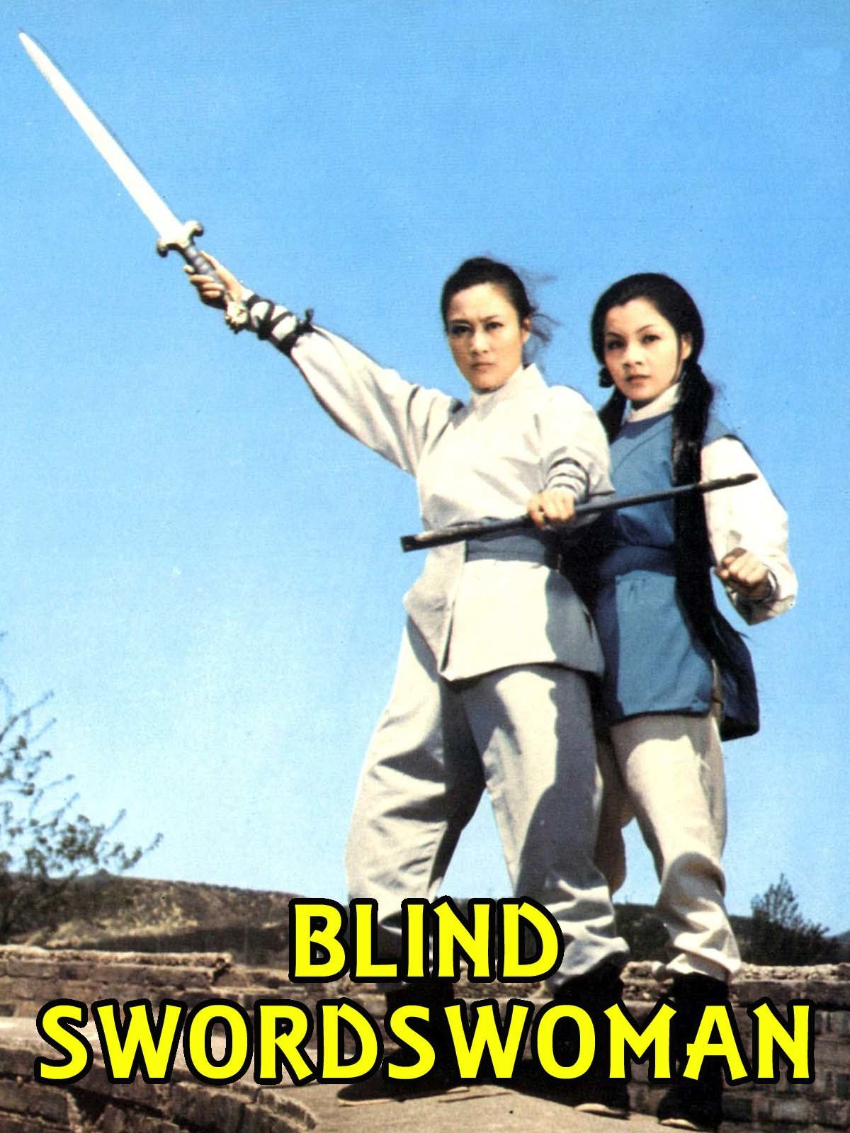 Blind Swordswoman