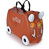 Trunki Limited Edition Gruffalo Ride On Suitcase (Brown)