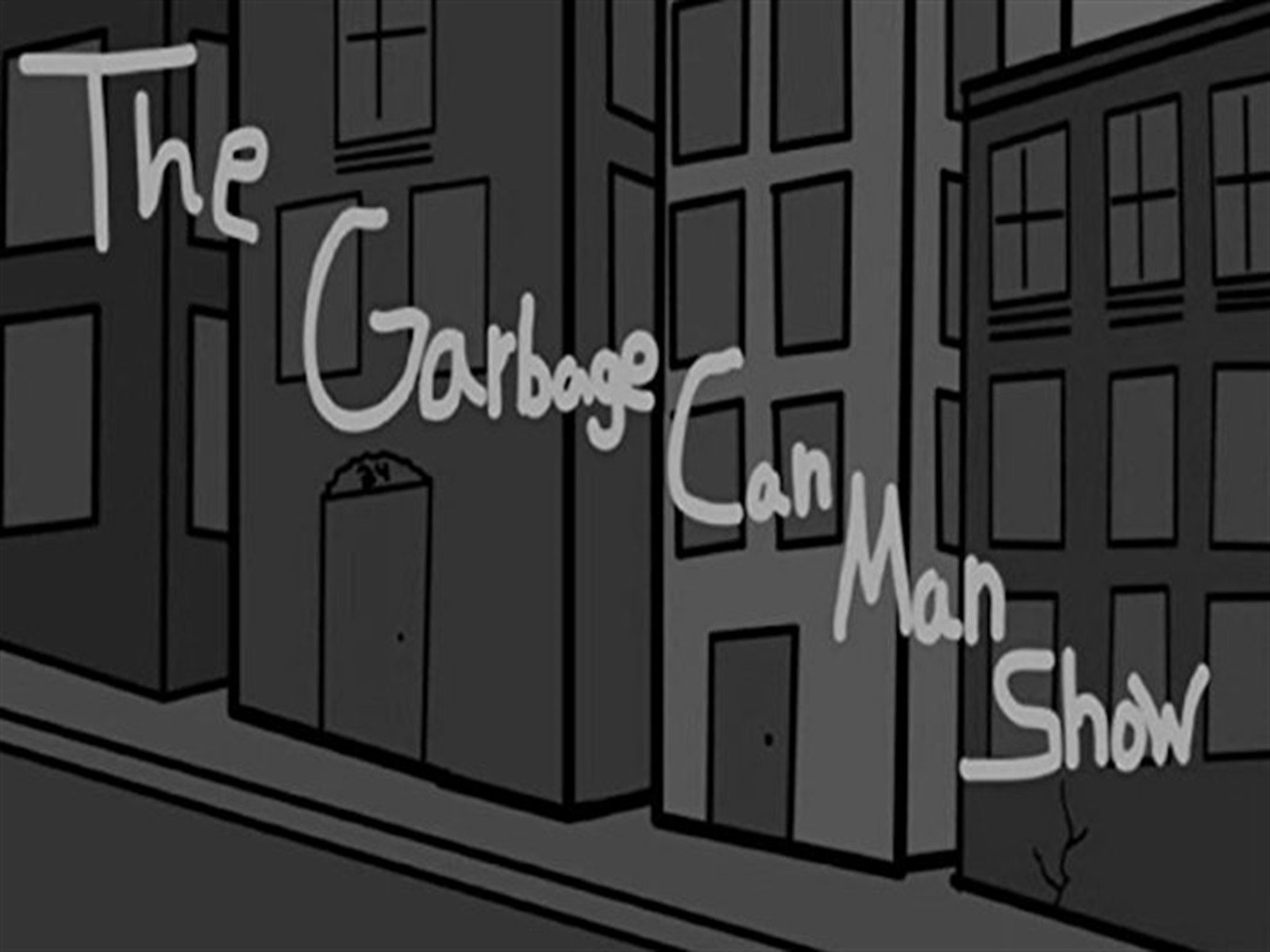 The Garbage Can Man Show - Season 3