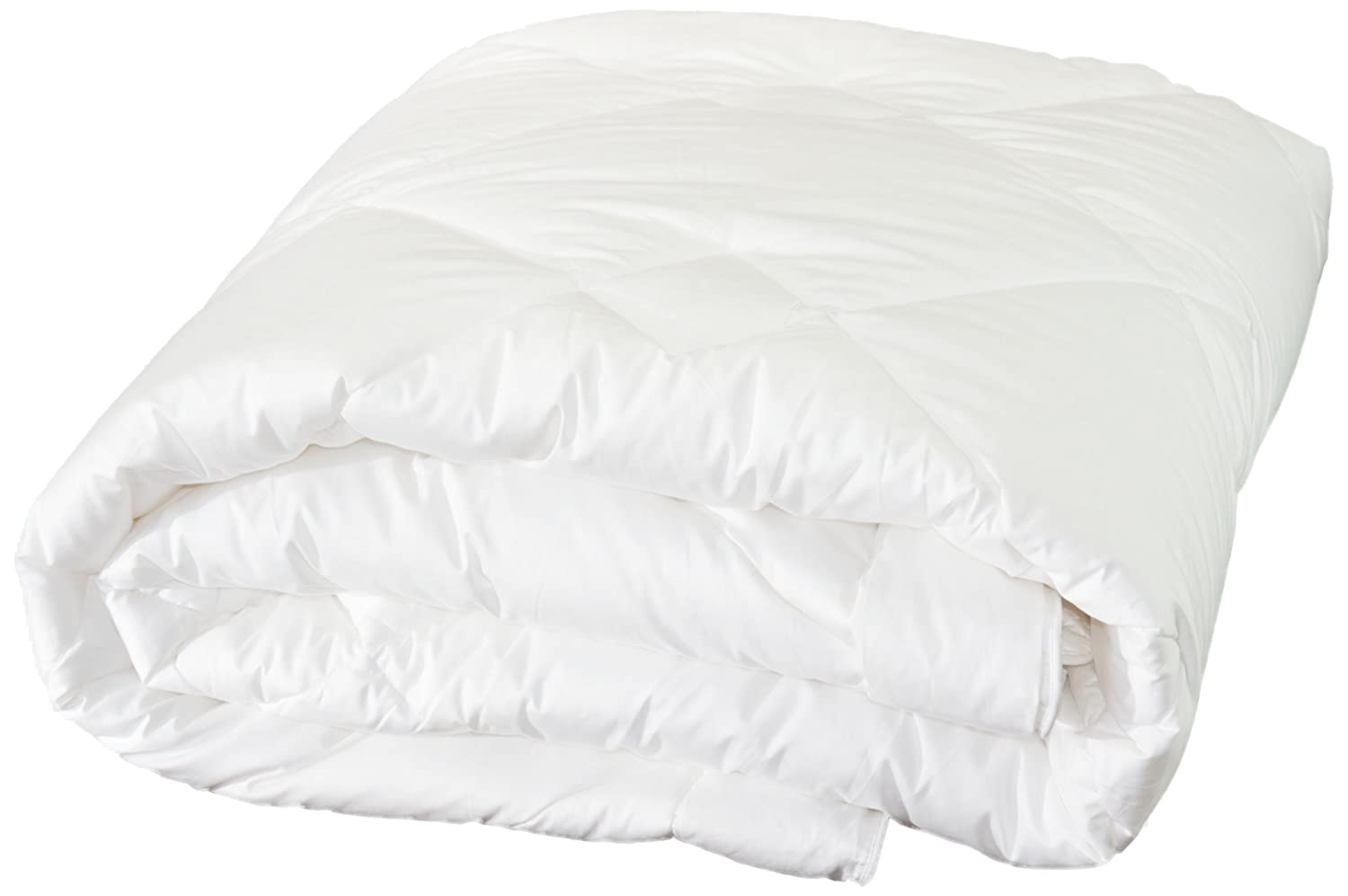 Highland Feather Manufacturing 31-Ounce Dreamtime Mulberry Silk Comforter, Double, White trespass highland