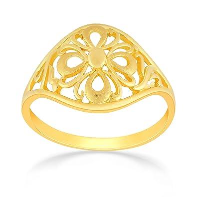 Malabar Gold & Diamonds 22k Yellow Gold Ring MyFreeDeals